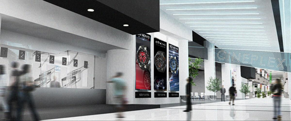 denovo watch mall