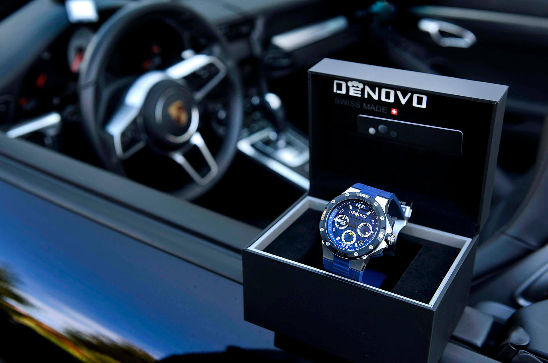 DeNovo Watch